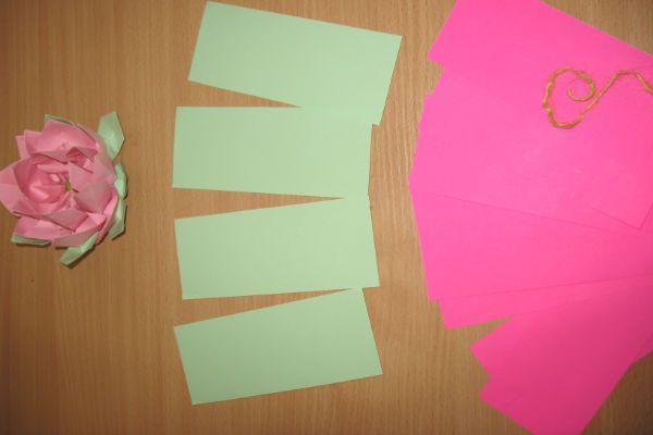 Заготовки бумаги фото