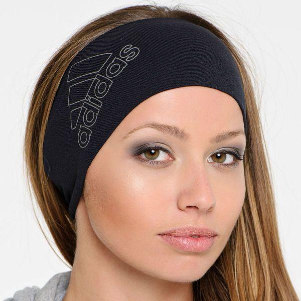 Спортивная повязка для волос фото