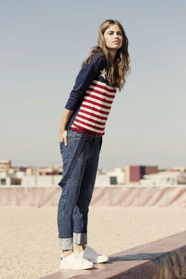 Стиль в одежде Американский фото