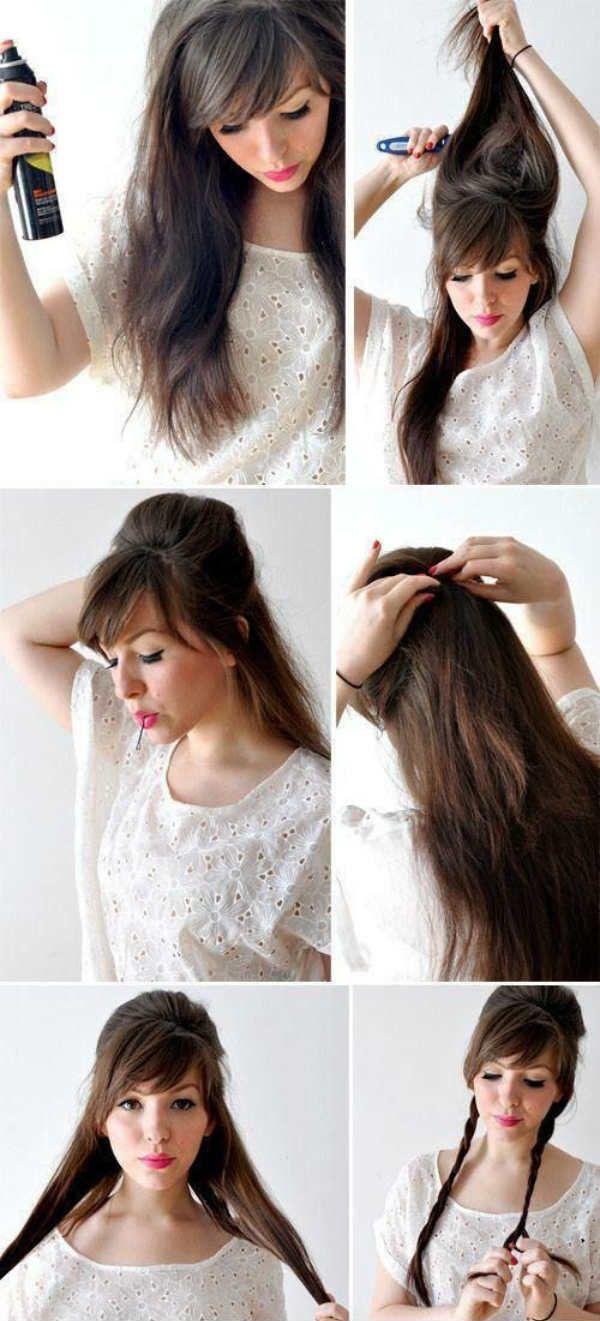 Бабетта с косами 1 фото