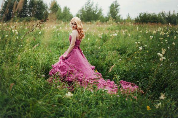 Красивое платье фото