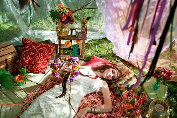 Невеста в шатре фото
