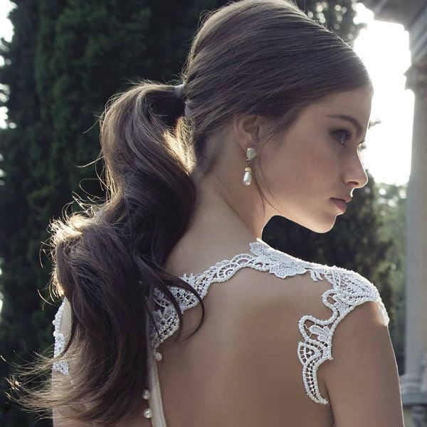Романтичный хвост фото