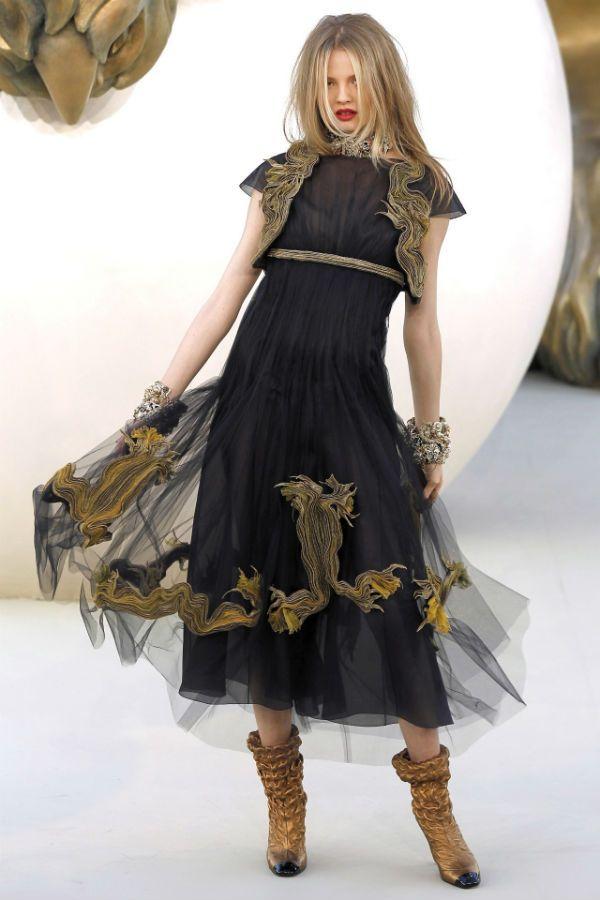Сапожки и платье фото