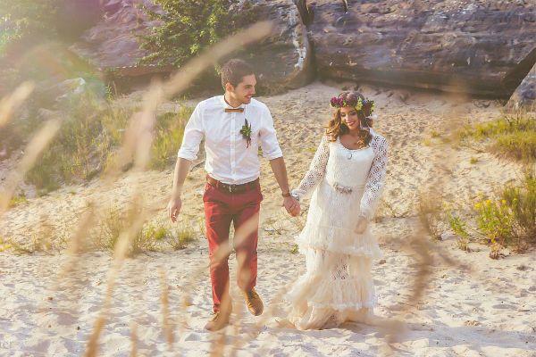 Свадебная прогулка фото