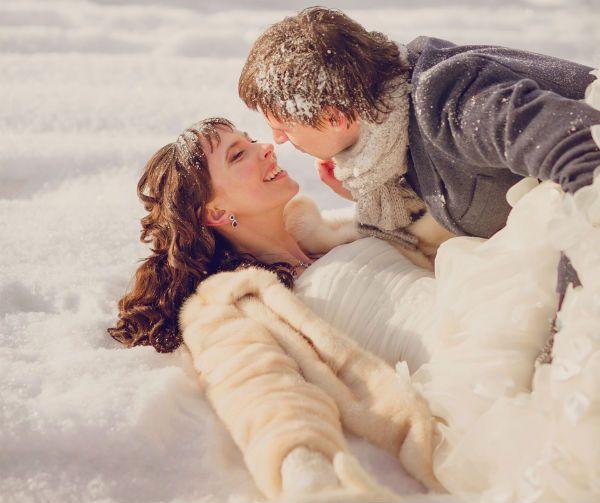 Романтика зимы фото