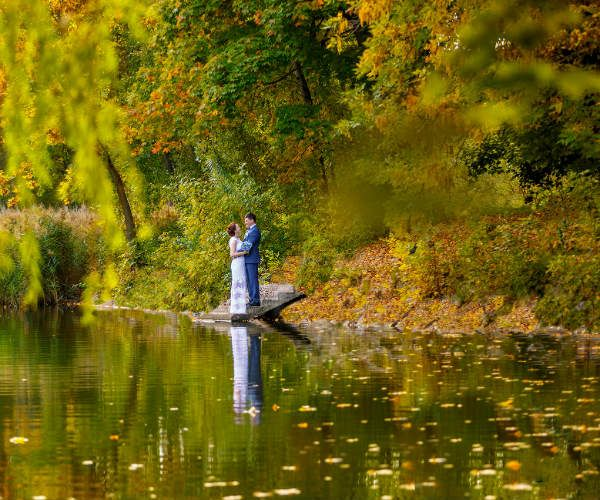 Съемка у реки фото
