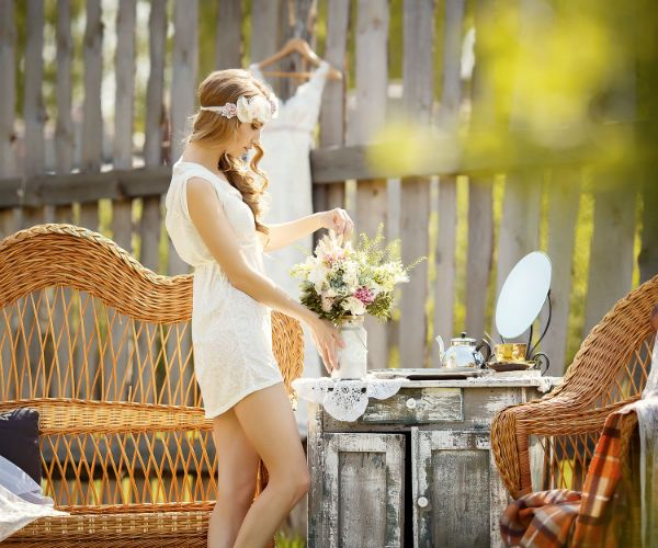 Сборы невесты фото