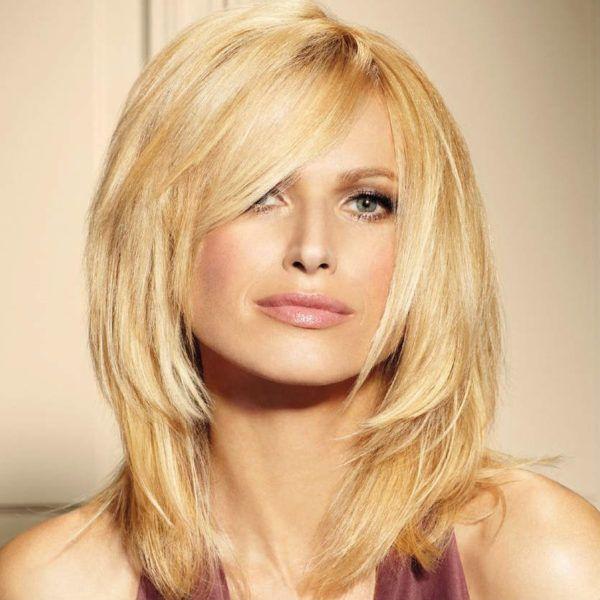 Итальянка на средние волосы фото