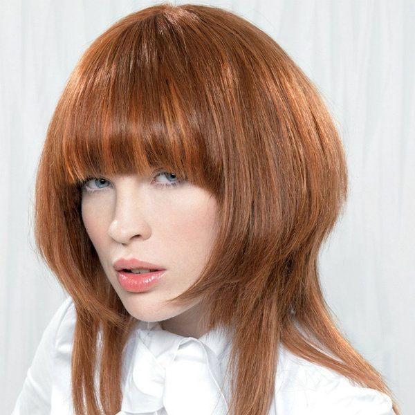 Шапочка на длинные волосы фото