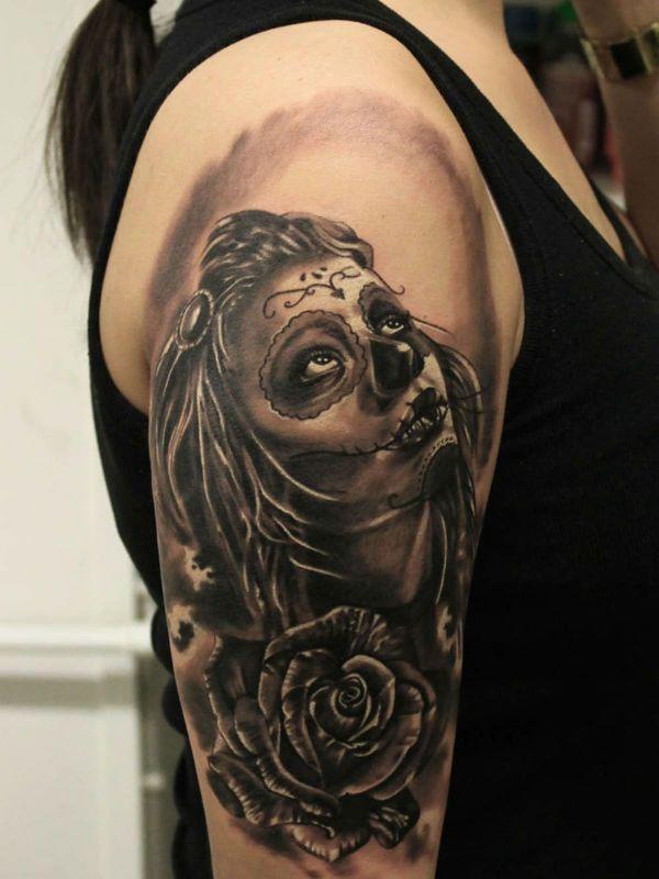 Татуировка Чикано фото