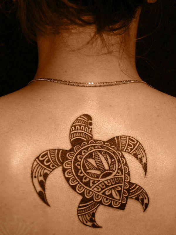 Татуировка Полинезия фото