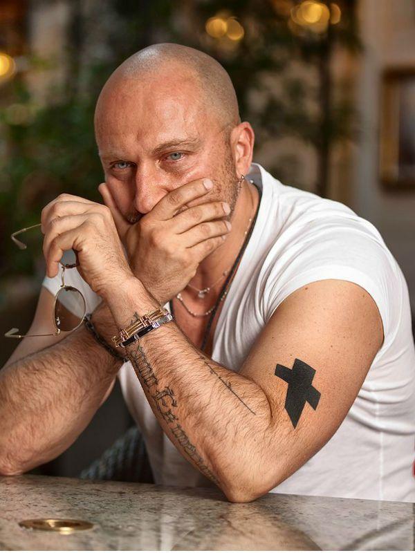 Татуировки Дмитрий Нагиев фото