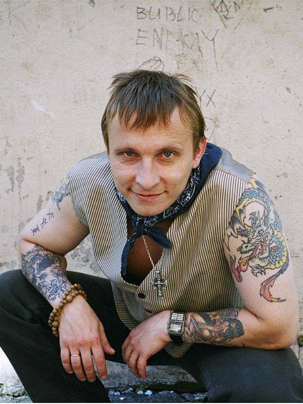 Татуировки Иван Охлобыстин фото