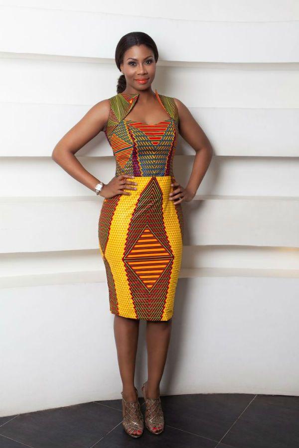 Африканский стиль фото