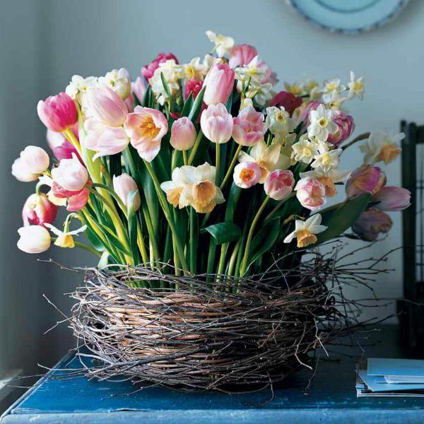 Букет из тюльпанов 2 фото