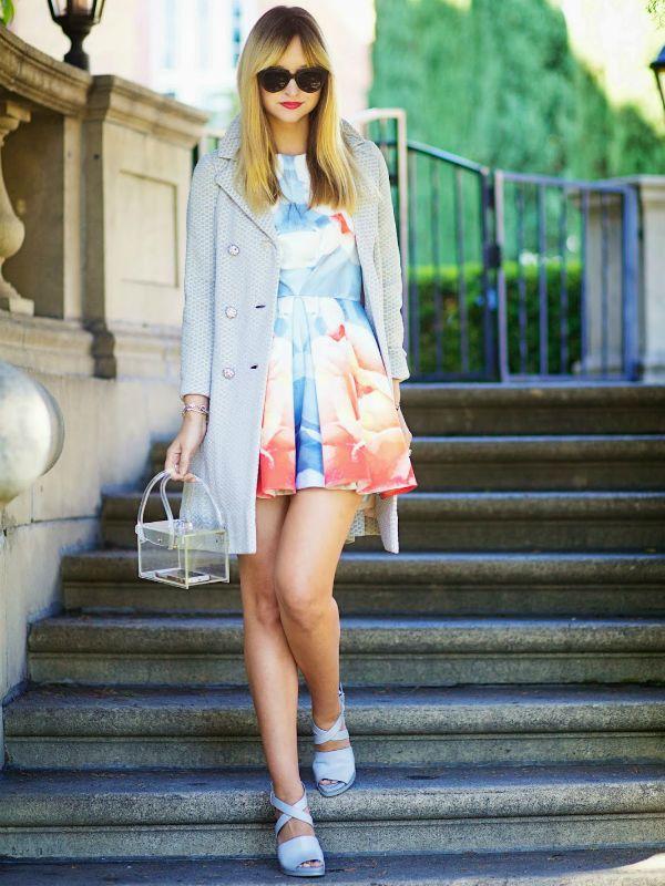 Платье бейби-долл фото