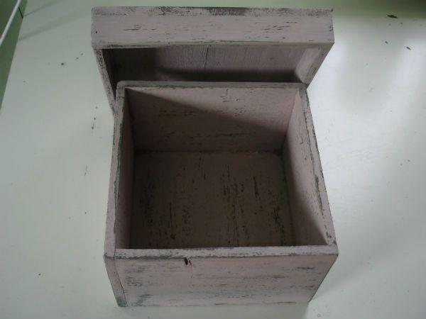 Коробка с цветами 1 фото