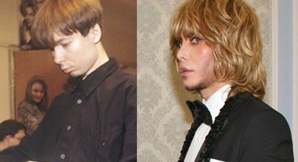 Сергей Зверев в молодости и сейчас фото