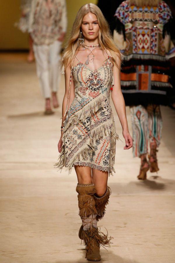 Стиль индейцев в одежде фото