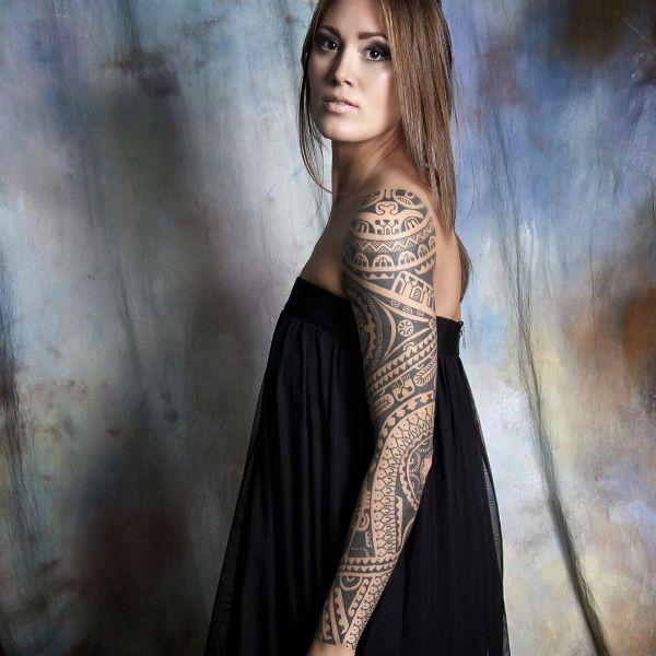 Татуировка узор фото