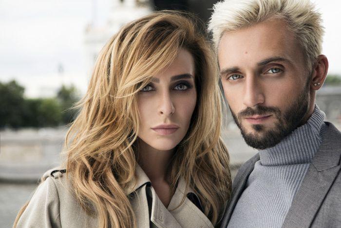Екатерина Варнава с мужем Константинои Мякиньковым фото