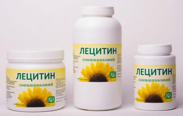 Лецитин фото
