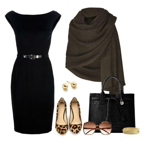 Аксессуары под черное платье 13 фото