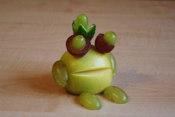 Поделка лягушка фото