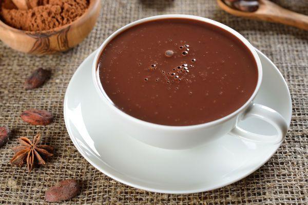Горячий шоколад фото