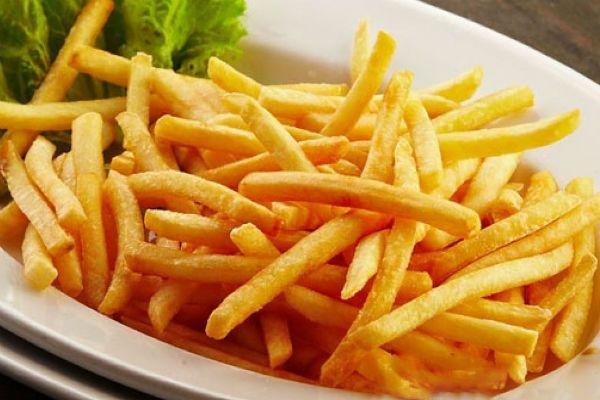 Картофель-фри фото