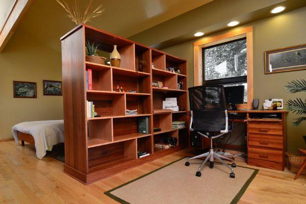 Мебельные перегородки 3 фото