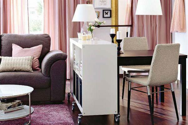 Мебельные перегородки 4 фото