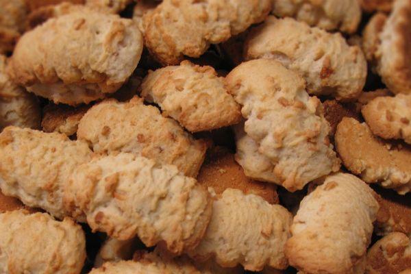 Палочки ореховые фото