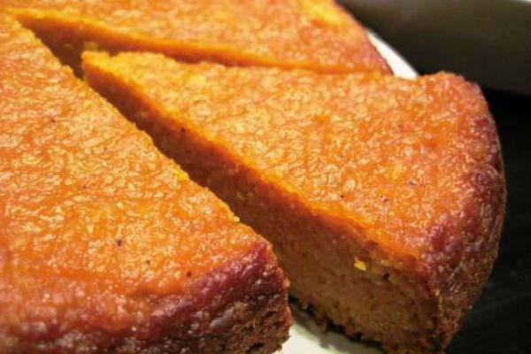 Пирог «Морковник» фото