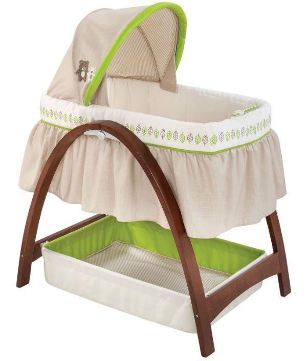 Качалка Summer Infant Bentwood фото