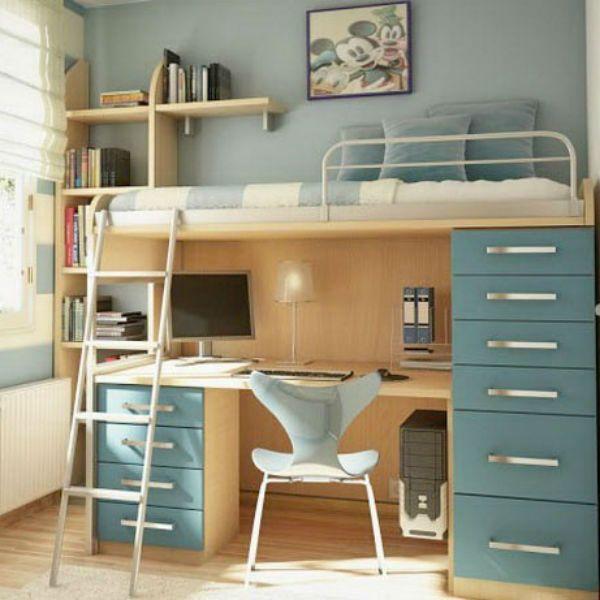 Встроенный стол 2 фото
