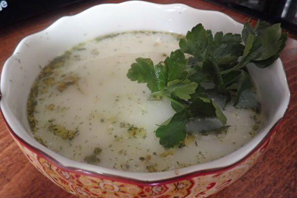 Английский суп фото