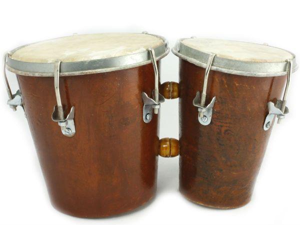 Барабаны бонго фото