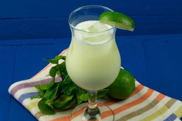 Бразильский безалкогольный лимонад фото