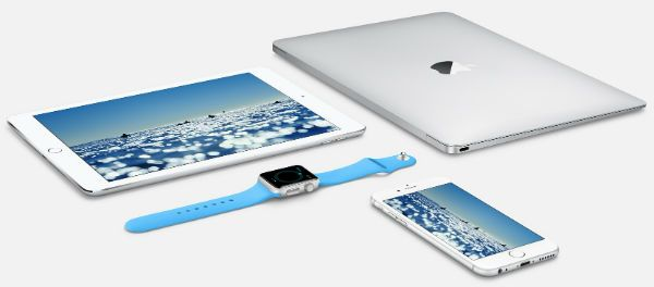 Электроника и гаджеты от Apple фото