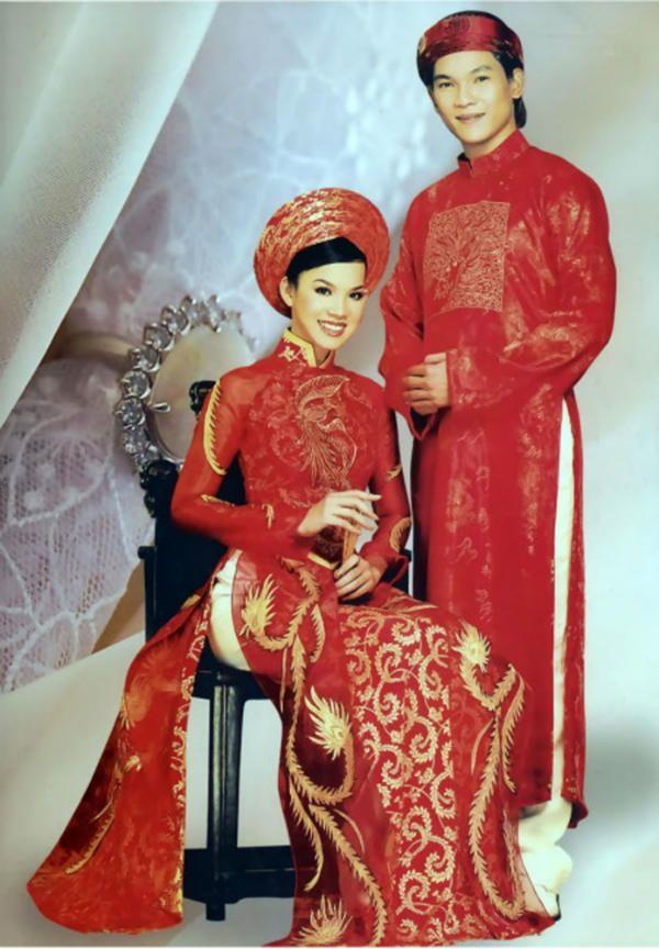 Национальные костюмы Вьетнама фото
