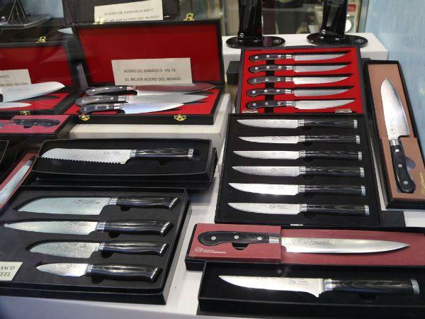 Ножи из Толедо фото