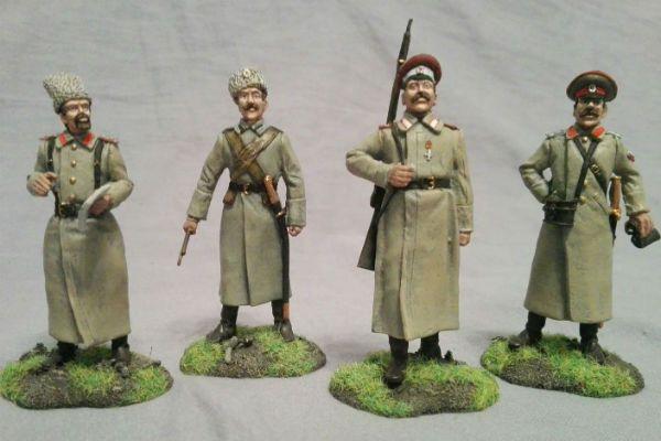 Оловянные солдатики фото