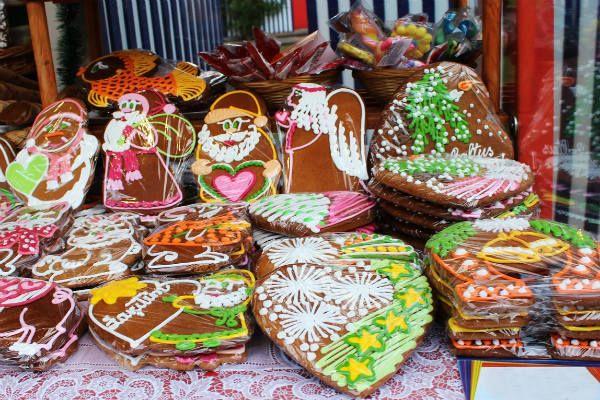 Печенье «Piparkūkas» фото