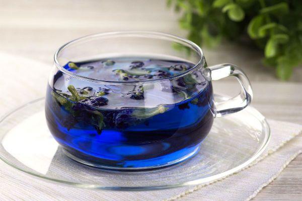 Пурпурный чай фото