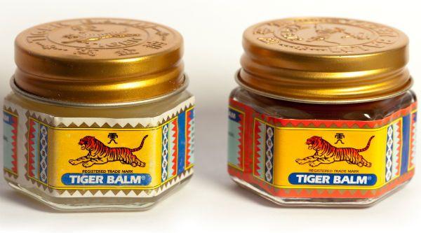 Тигровый бальзам фото