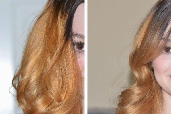 Тонирование рыжих волос для натуральности фото
