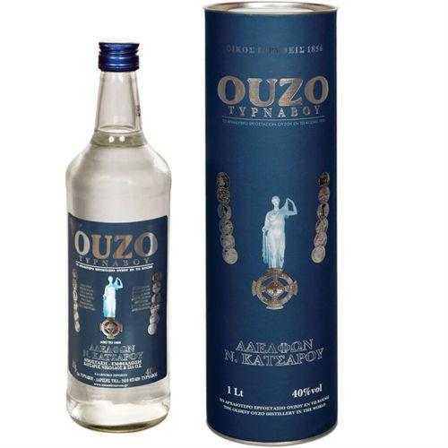 Водка Ouzo фото