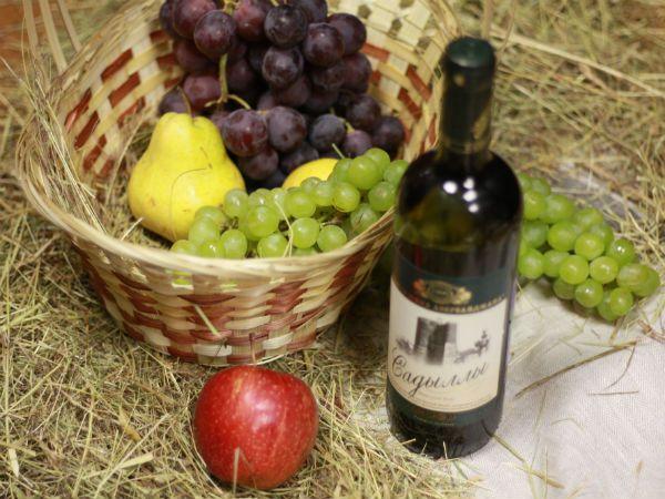 Вино из Баку фото